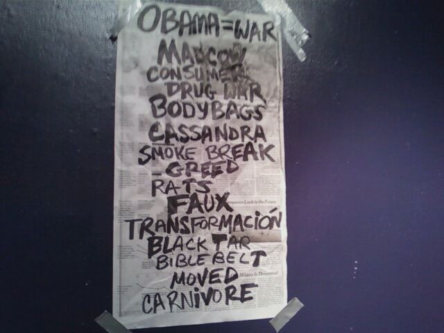 BLOWBACK Set List ABC No Rio
